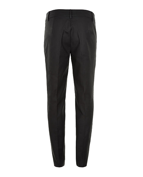 Part Two Urban Black Chino Trousers