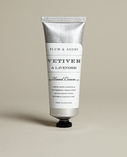 Plum and Ashby Vetiver Hand Cream