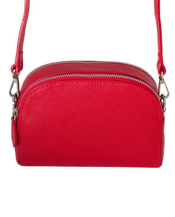 Fioriblu Viola Red Handbag