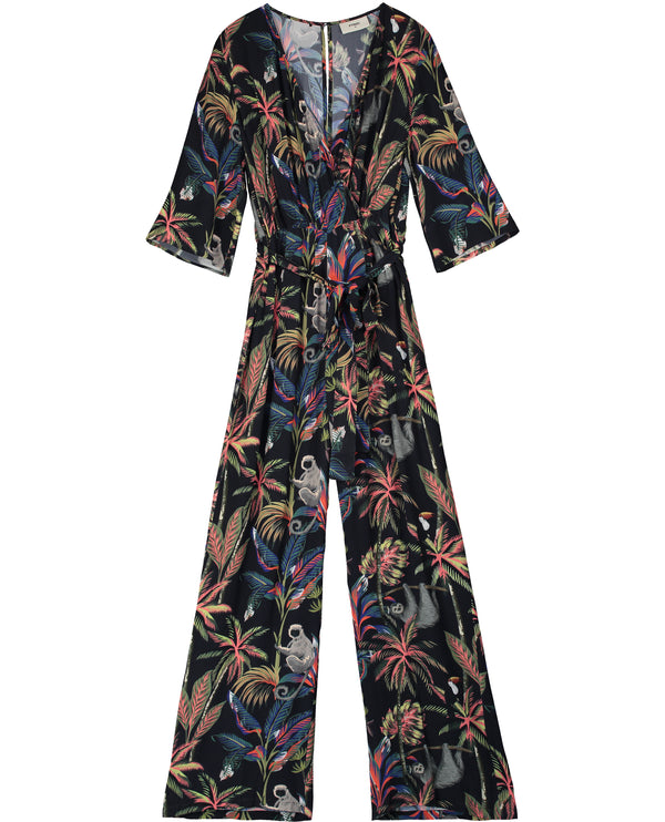 Pyrus Viola Epic Animal Jumpsuit