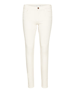 Part Two Alice II Jeans White skinny straight tight fitting classic ladies spring summer jeans