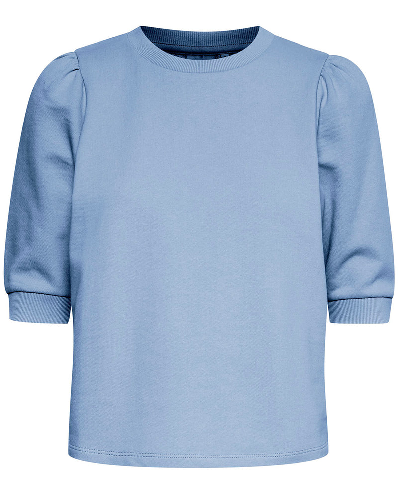Ichi Yartlet Blue Sweatshirt