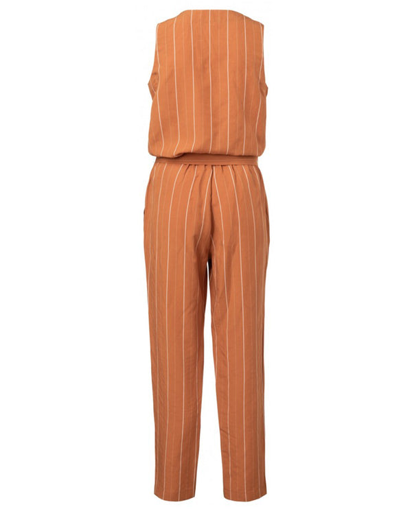 6950bc6ae76 Yaya Biscuit Linen Jumpsuit ...