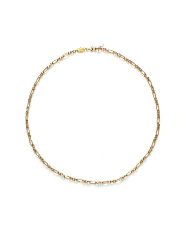 Anni Lu Gold Lynx Necklace
