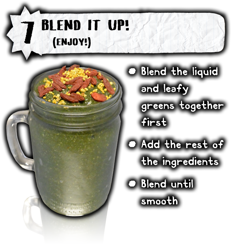Blend it up