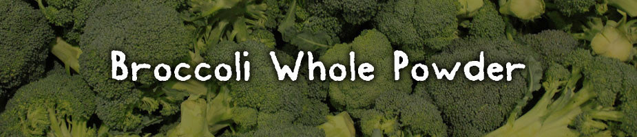 CERTIFIED ORGANIC BROCCOLI: A cruciferous vegetable packed with vitamins, mainly vitamin C, A, folic acid, K and even vitamin D. High in fiber and major minerals namely manganese, potassium, phosphorus, calcium, and magnesium. Loaded with carotenoids and antioxidants known to rid the body of toxins and even bad estrogen. Shown promise as a cancer preventer and may help lower blood pressure.