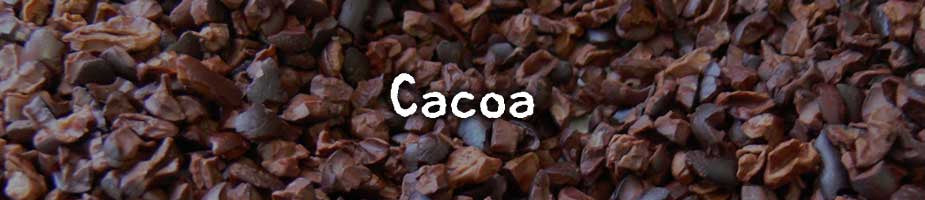 CERTIFIED ORGANIC CACAO: Boosts brain neurotransmitters serotonin, dopamine, and phenylalanine, which is helpful to a positive mood. High in iron and magnesium, and loaded with over 40 known antioxidants Helpful to our immune system and in reducing the risk for heart disease, type II diabetes, and high blood pressure. Cacao is also known to possess aphrodisiac properties.*