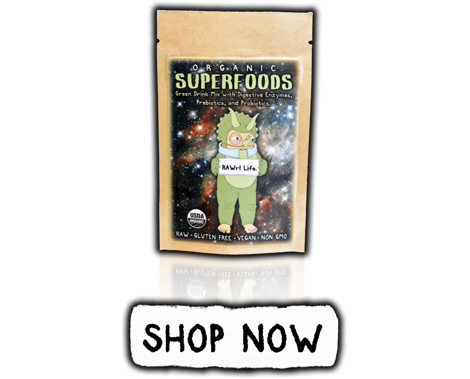 rawr superfoods sample