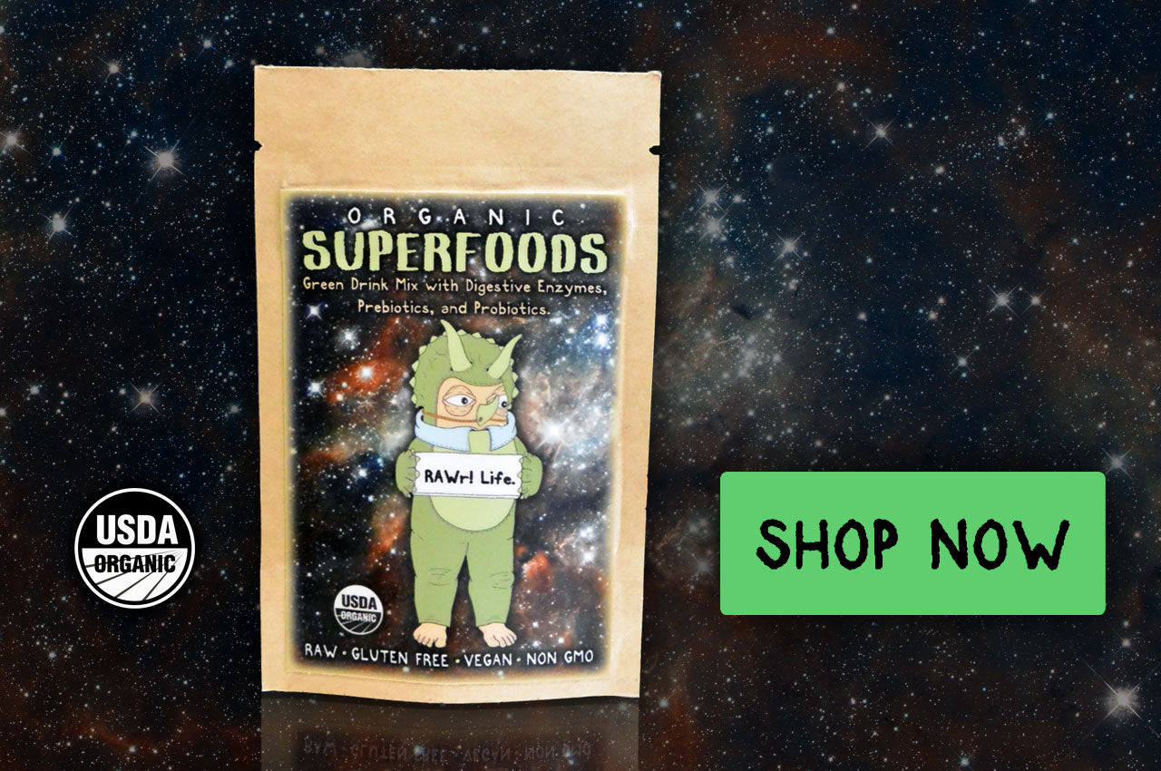 rawr superfoods sample pack