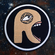 RAWr Life Logo patch