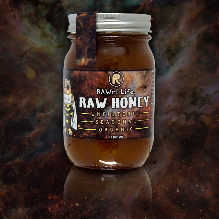 RAWr! RAW HONEY