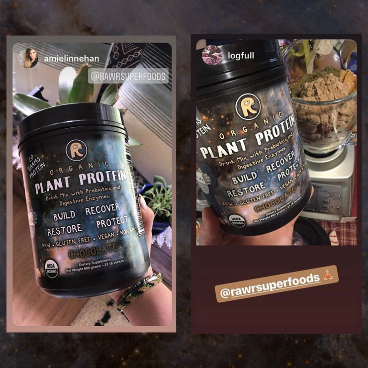 RAWr! PLANT PROTEIN DOUBLE BUNDLE