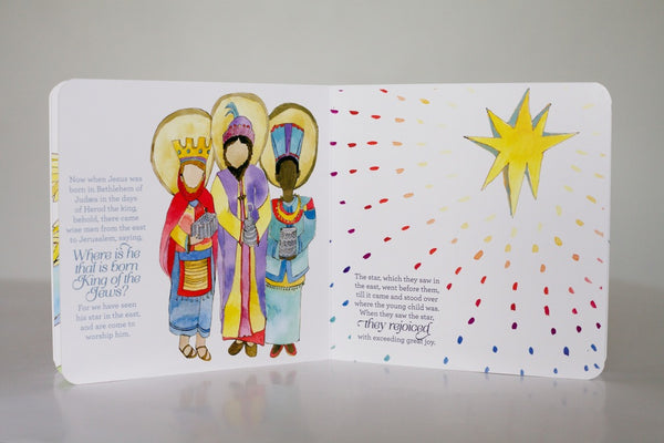 Christmas Nativity Book