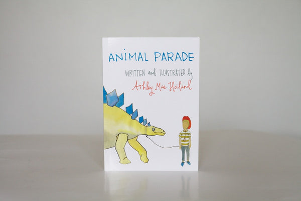 SALE: Animal Parade Children's Book
