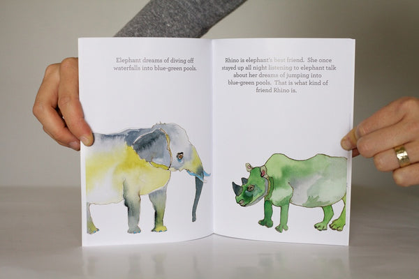 5. Animal Parade Children's Book