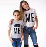 Me Mini Me Mommy and Me Shirts