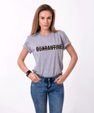 Quarantine Stay Home Save a Life Shirt