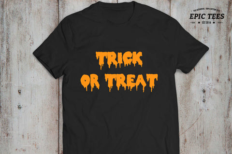 Trick or treat shirt, Trick or treat t-shirt, Halloween shirt, Halloween t-shirt, UNISEX