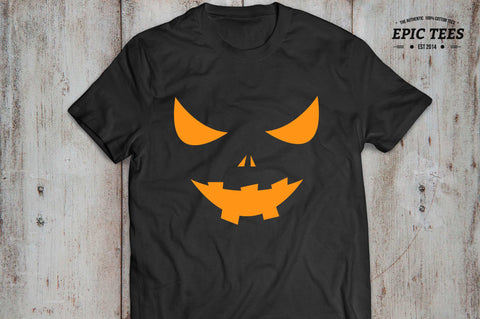 Halloween shirt, Scary pumpkin shirt, shirt, Halloween t-shirt, UNISEX