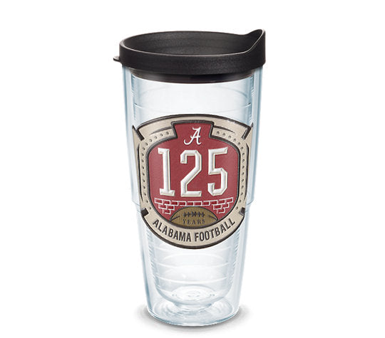 Alabama 125th Anniversary Tumbler