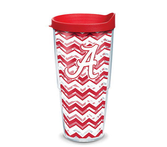 Alabama Chevron Tumbler