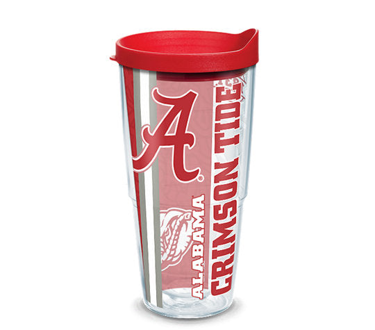 Alabama College Pride Tumbler