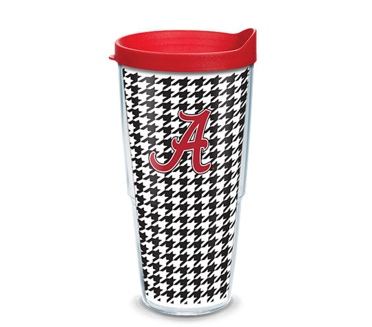 Alabama Houndstooth Tumbler