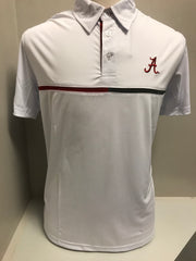 Men's Dri-Fit Polo - White