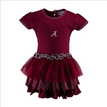 Pin Dot Tutu Dress
