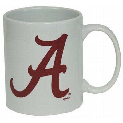White Alabama Mug (12oz)