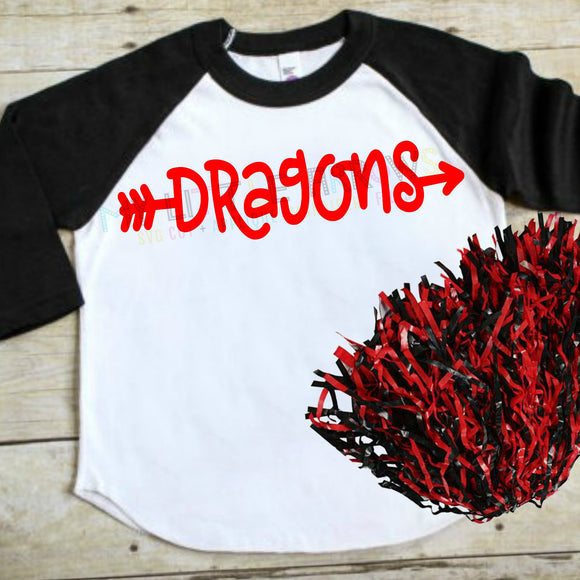 Dragons shirt