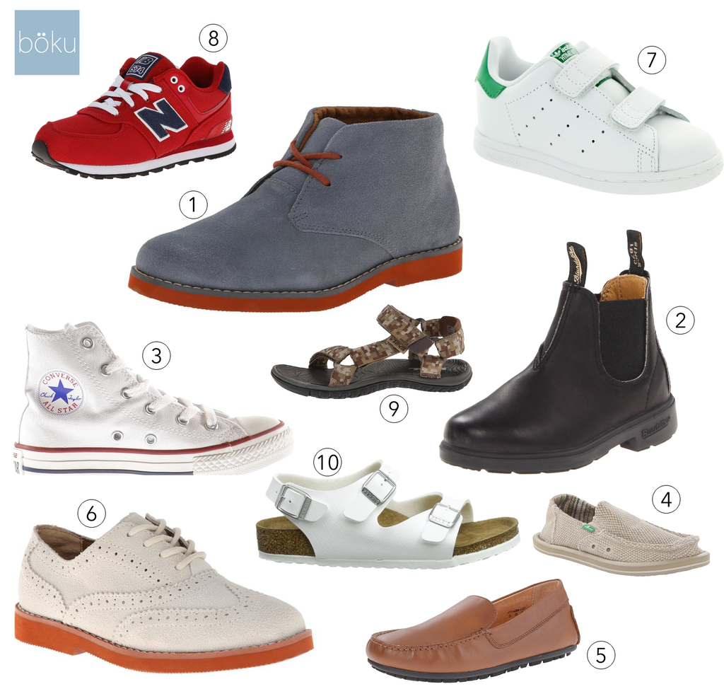 10 shoes every trendy boy needs, 10 essentail kids shoes, trendy kids shoes
