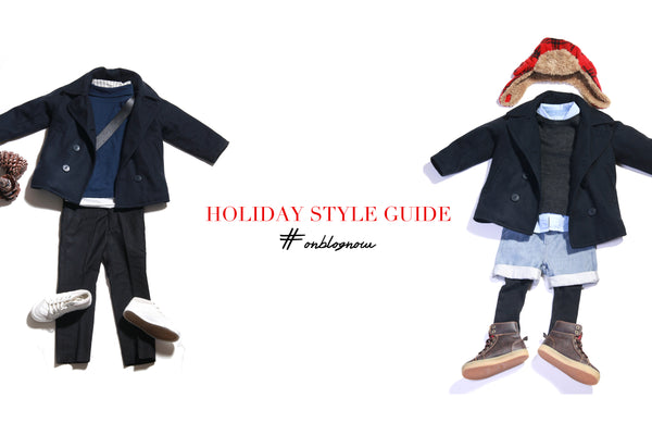 holiday styling for baby boys, boys holiday style, trendy baby boy, cq baby boys, trendy boys clothes