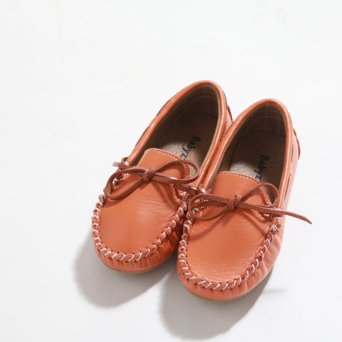 100% Leather Boat Shoes