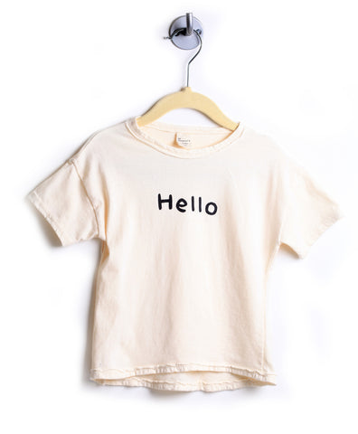 Hello - Goodbye Tee
