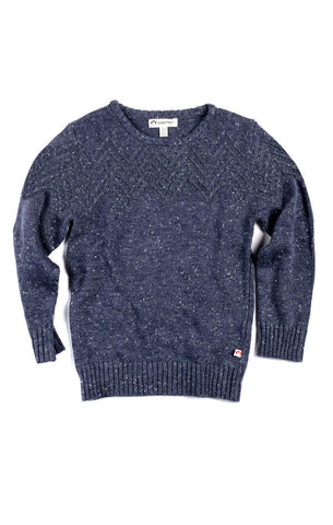 Appaman Mercer Sweater (Navy Speckle)