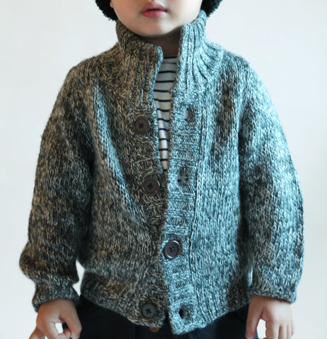 Heather Knit Cardigan