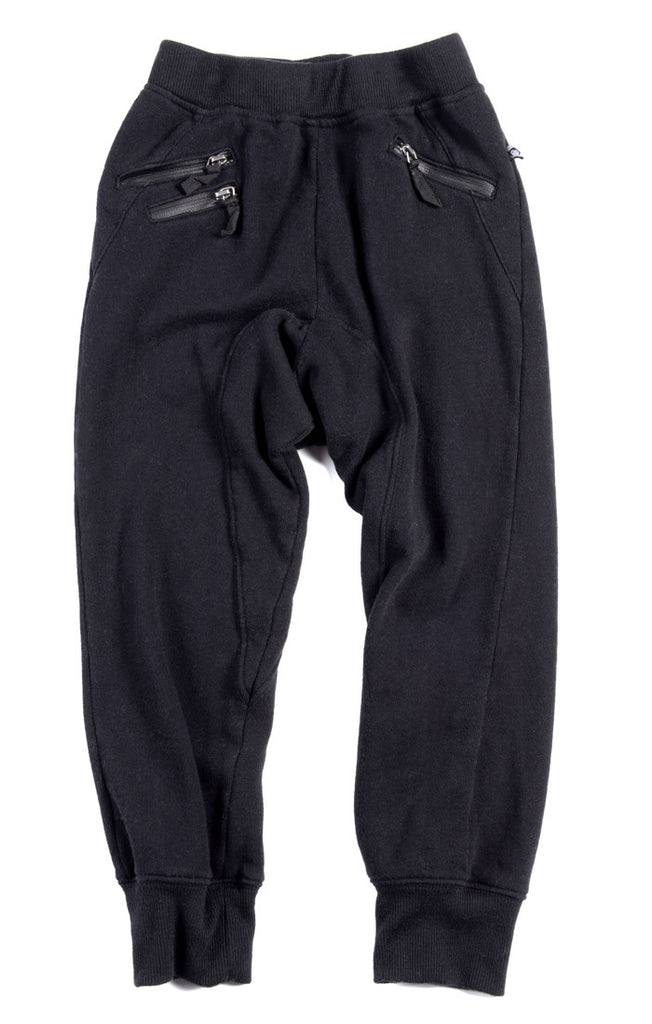 Appaman Parker Sweats (Black)