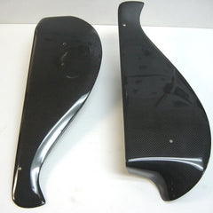 CarbonTek Carbon Fiber Side Seat Panels for 1996-1999 Lamborghini Diablo