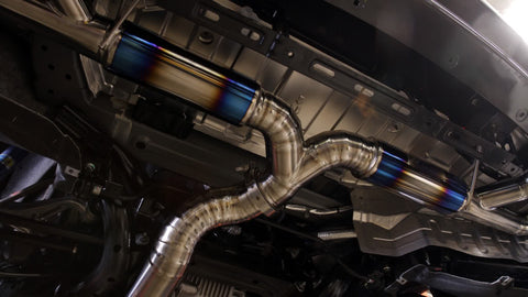 NISSAN GT-R 90MM Exhaust