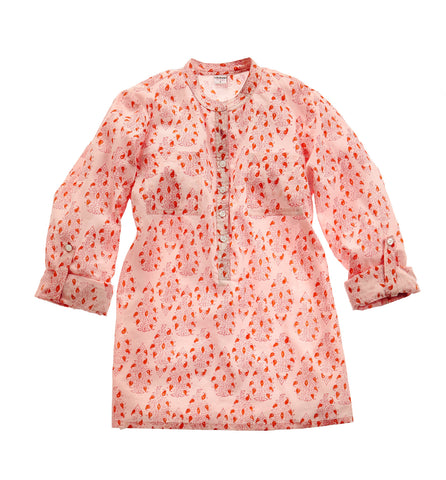 CAMP SHIRT JHARNA PINK - FINAL SALE - Rikshaw Design - 2