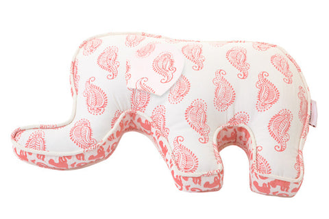 ELLIE PILLOW TAJ PINK