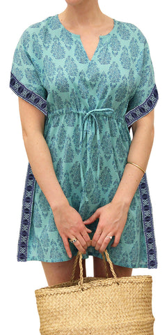 KAI CAFTAN JHARNA MINERAL - FINAL SALE - Rikshaw Design - 2