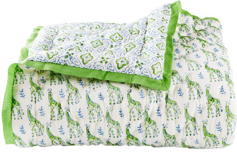 TODDLER QUILT PONDICHERRY - Rikshaw Design - 1