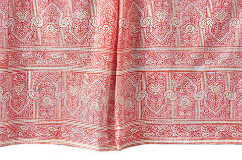 CRIB SKIRT PALACE PINK - Rikshaw Design - 2