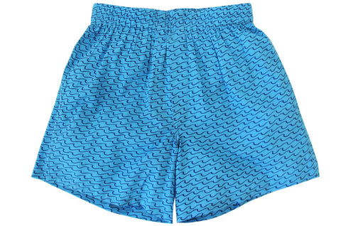 BOXERS WAVES SKY BLUE - Rikshaw Design - 1