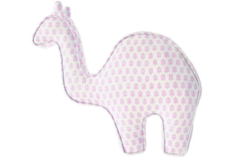 CAMEL PILLOW VIOLET - Rikshaw Design - 1