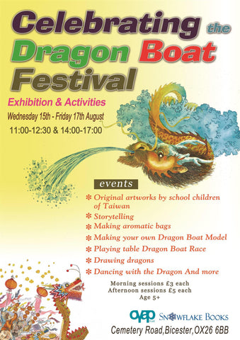 Celebrating Dragon Boat Festival at OYAP