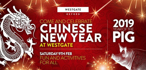 Celebrating Chinese New Year at Westgate