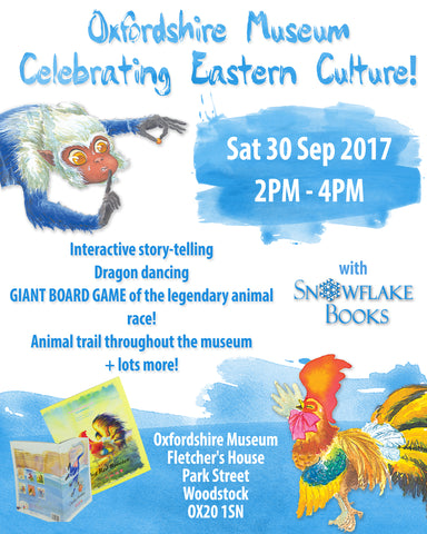 Oxfordshire Museum Celebrating Eastern Culture